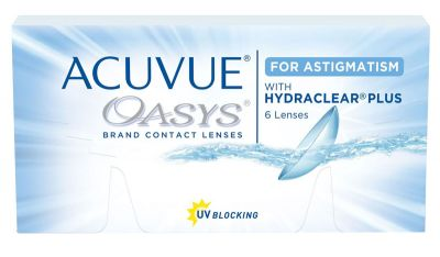 Acuvue Oasys for Astigmatism 6 szt. (toryczne)